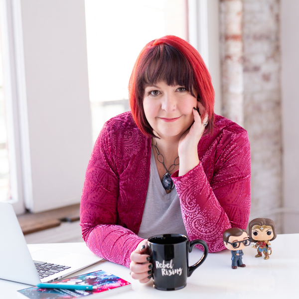 Ep 100: Creating a Rebellious Message With Michelle Mazur